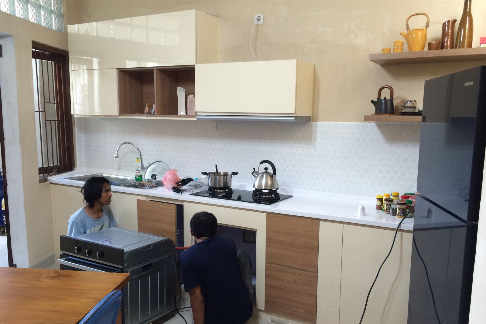 Kitchen Ibu Marisha Balangan