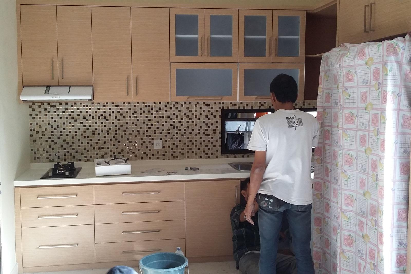 Kitchen Pak Wira Renon 2