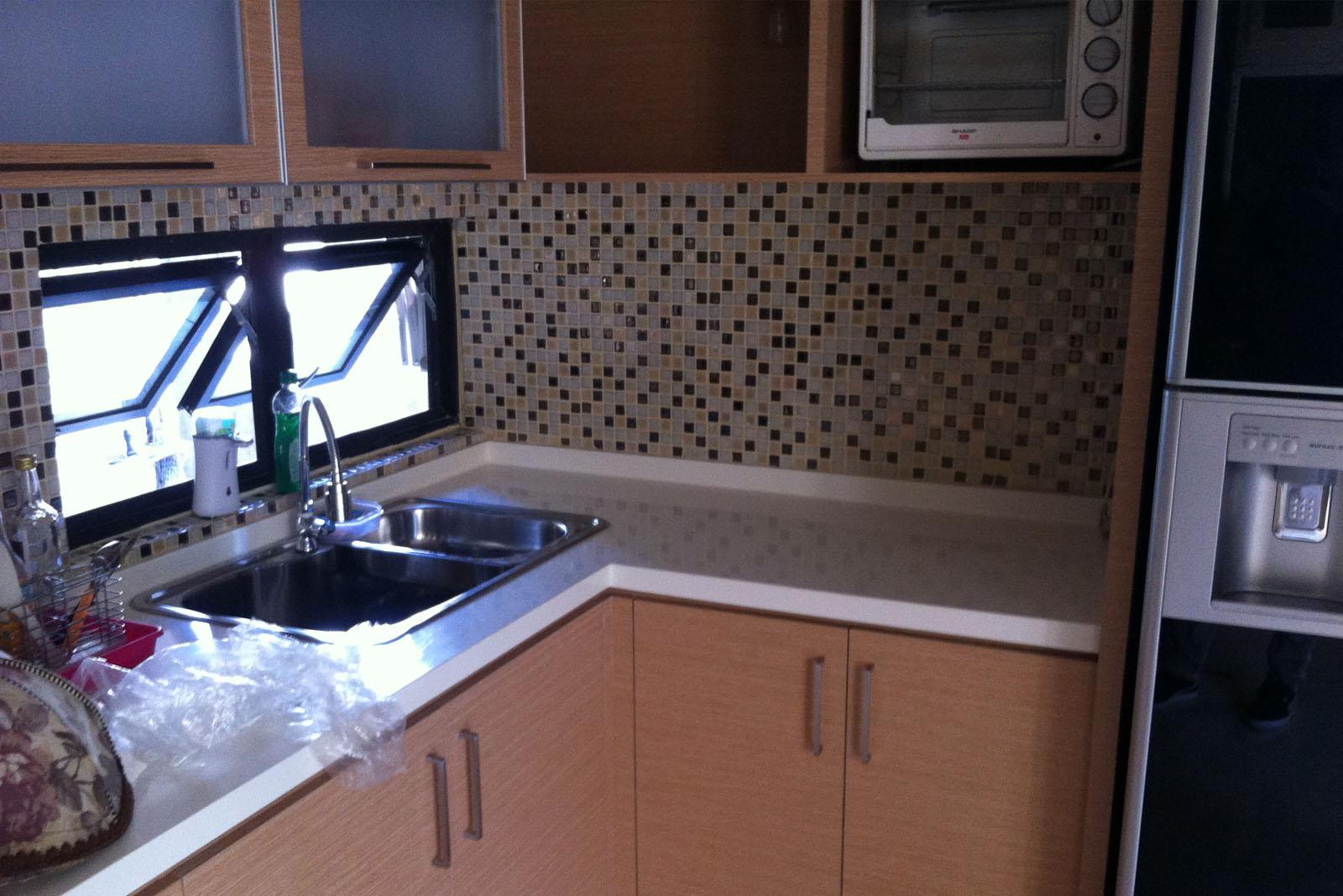 Kitchen Pak Wira Renon 6