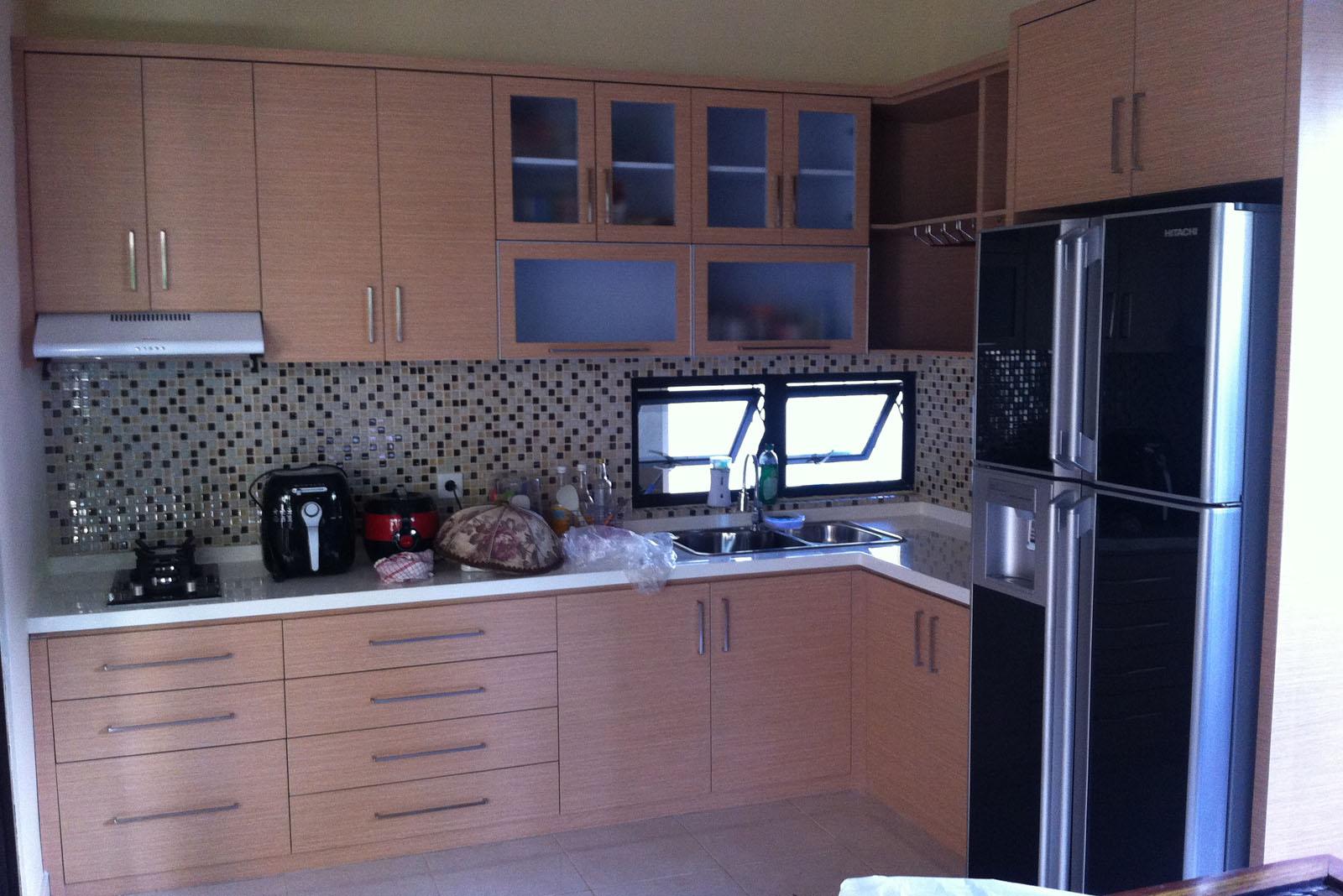 Kitchen Pak Wira Renon