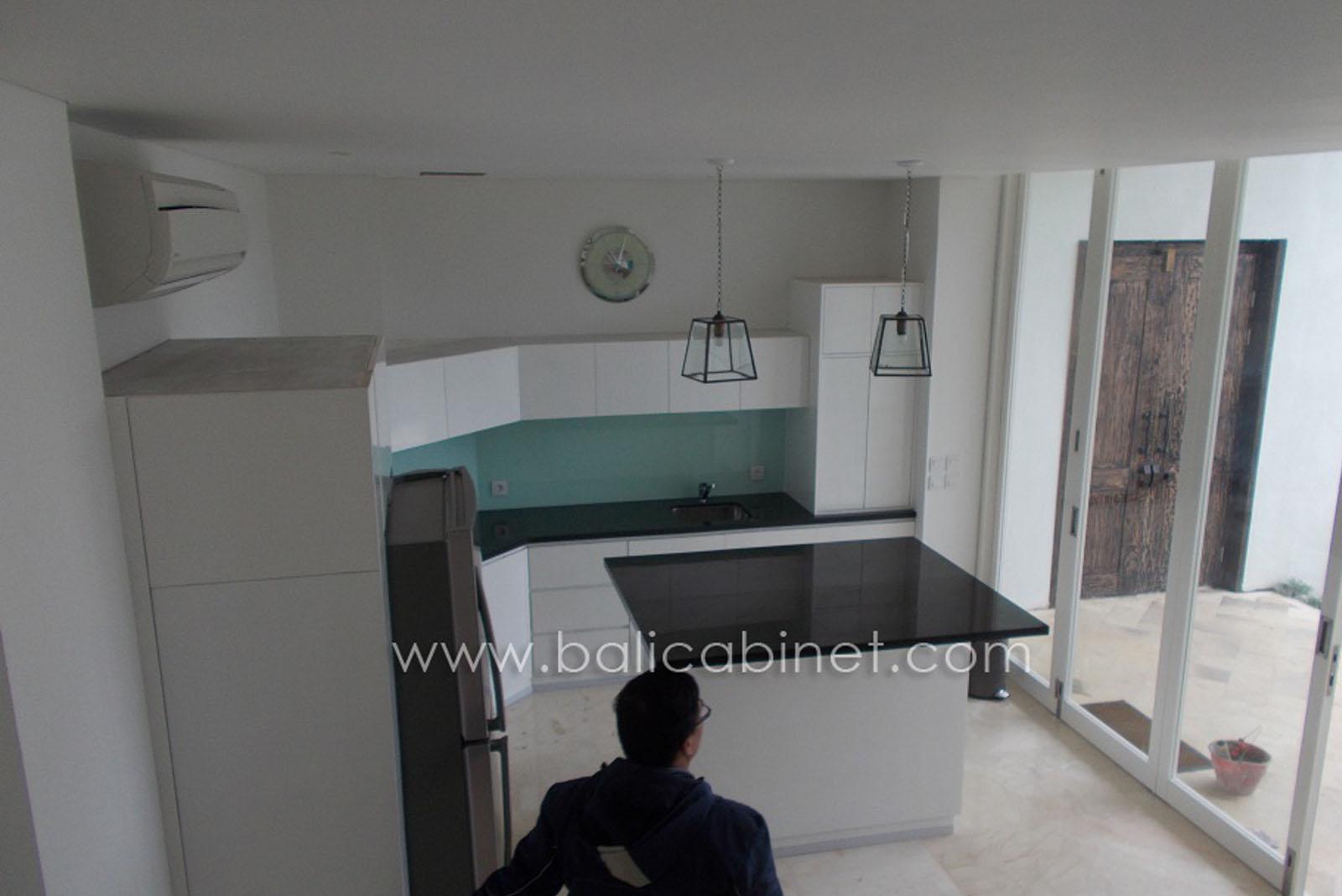 Kitchen Set Aqua Villa 2