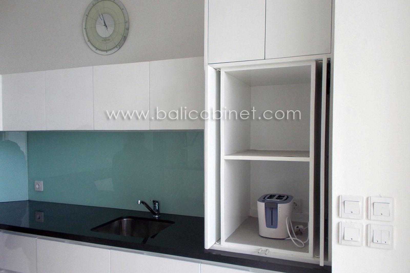 Kitchen Set Aqua Villa 4