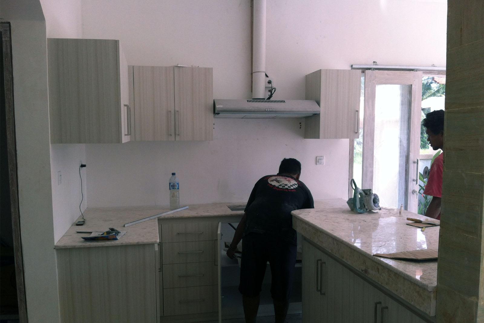 Kitchen Villa Ubud Pejeng Pak Ketut 6