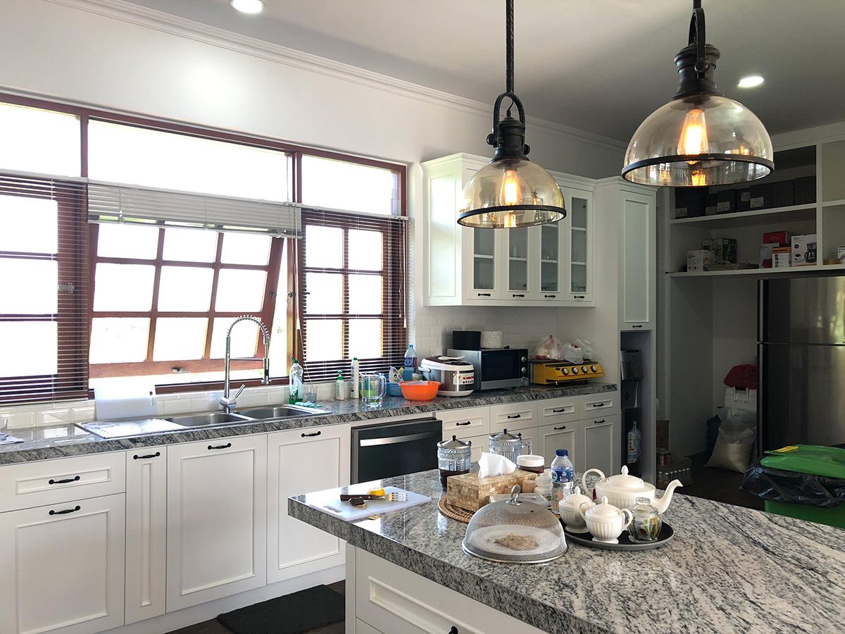 Kitchen Mr Koen Payangan